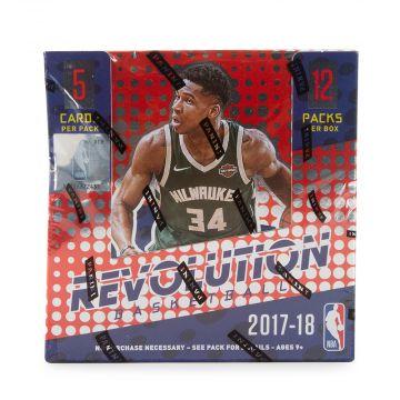 2017-18 Panini Revolution Basketball Hobby Box