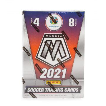 2020-21 Panini Mosaic UEFA Euro Soccer Blaster Box