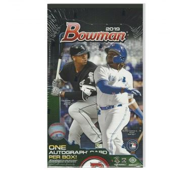 2019 Bowman Baseball Hobby Box