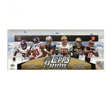 2011 Topps Prime Football Hobby Box