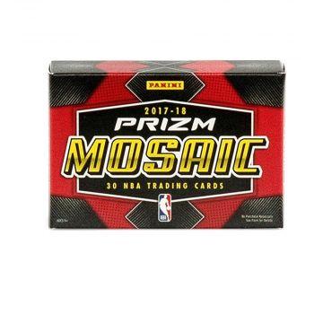2017-18 Panini Prizm Mosaic Basketball Hobby Box