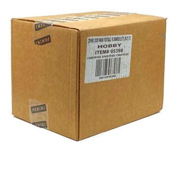 2020 Panini Elite Football Hobby 12 Box Case