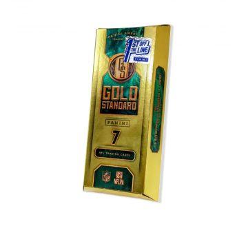 2019 Panini Gold Standard Football 1st Of The Line Premium Edition Box