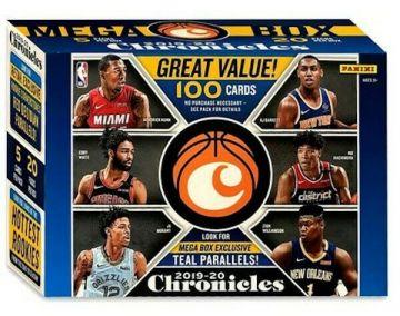2019-20 Panini Chronicles Basketball Mega Box