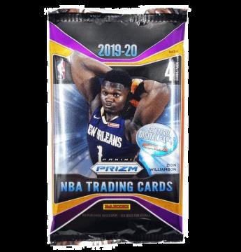 2019-20 Panini Prizm Basketball Retail Pack