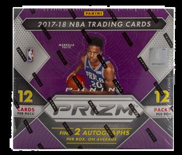 2017-18 Panini Prizm Basketball Hobby Box